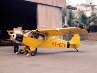 Photo: Untitled, Piper PA-18 Super Cub, VT-DFV