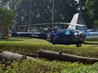 Photo: Indian Navy , Hindustan Chetak Alouette III, IN464