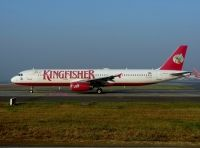 Photo: Kingfisher Airlines, Airbus A321, VT-KFR