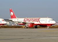 Photo: Kingfisher Airlines, Airbus A320, VT-DKT