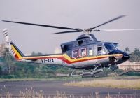 Photo: AZAL Helicopters, Bell 412