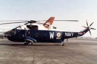 Photo: Indian Navy , Westland Sea King, IN553