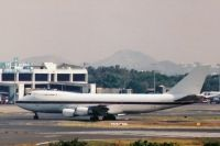 Photo: Qatar Airways, Boeing 747SR, A7-ABL