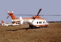 Photo: Pawan Hans Ltd, Westland WG30 , VT-EKQ