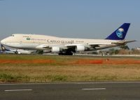 Photo: Saudi Arabian Cargo, Boeing 747-400, HZ-AMI