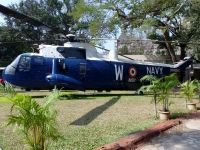 Photo: Indian Navy , Westland Sea King, IN512