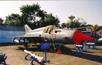 Photo: Indian Air Force, MiG MiG-21, CU2819