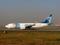 Photo: Egypt Air, Boeing 737-800, SU-GDE