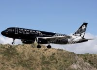 Photo: Air New Zealand, Airbus A320, ZK-OJR