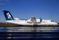 Photo: Air New Zealand Link, De Havilland Canada DHC-8 Dash8 Series 300, ZK-NEG