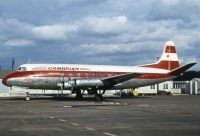Photo: Cambrian Airways, Vickers Viscount 700, G-AMOE