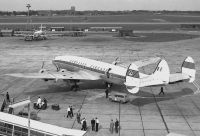 Photo: Irish International Airlines, Lockheed Super Constellation, N1005C