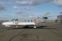 Photo: France - Navy, Dassault Falcon 10, 101