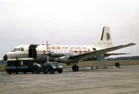 Photo: B.K.S Air Transport, Hawker Siddeley HS-748, G-ATAM