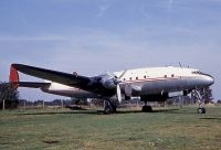 Photo: ACE Freighters, Lockheed Constellation, G-ASYF