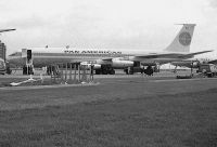 Photo: Pan Am, Boeing 707-100, N709PA