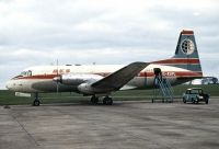 Photo: B.K.S Air Transport, Hawker Siddeley HS-748, G-ASPIL
