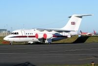Photo: Royal Air Force, British Aerospace BAe 146-100, ZE701