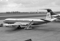 Photo: East African Airways, De Havilland DH-106 Comet, 5Y-AAA
