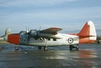 Photo: Royal Navy, Percival Sea Prince T.1, WP320