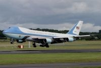 Photo: United States Air Force, Boeing VC-25A (747-2G4B), 92-9000