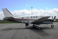Photo: Untitled, Beech King Air, N37064