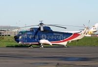 Photo: British International, Sikorsky S-61, G-BFFJ