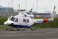 Photo: Atlantic Airways, Bell 412, OY-HSR